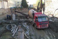 Екатеринбург_госпиталь_буронабивные_сваи_2